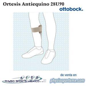 Ortesis Antiequino 28U90