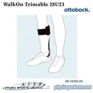 WalkOn Trimable 28U23